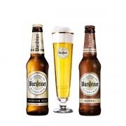 Kit de Cerveja Premium Warsteiner 2 cervejas e 1 tulipa