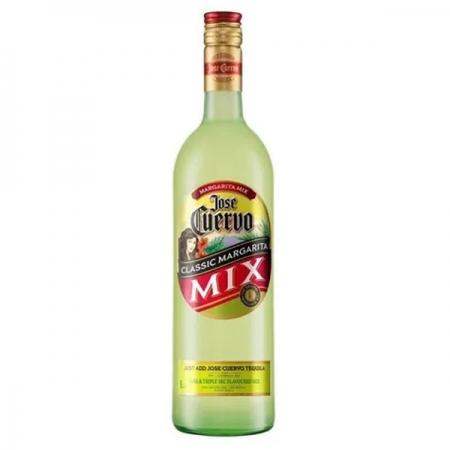 Margarita Mix Jose Cuervo Classica Limon 1 Litro