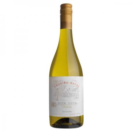 Vinho Branco Cousiño Macul Don Luis Chardonnay 750ml
