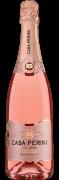 Vinho Branco Espumante Casa Perini Brut Rosé Método Charmat