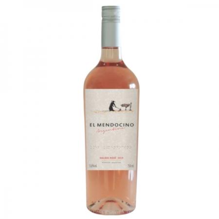 Vinho Rosé El Mendocino Malbec 750ml