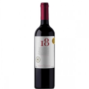Vinho Tinto 18 Viña de Aguirre Cabernet Sauvignon 750ml