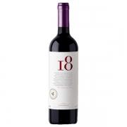 Vinho Tinto 18 Viña de Aguirre  Carmenérè 750mL