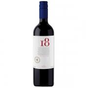 Vinho Tinto 18 Viña de Aguirre Merlot 750ml