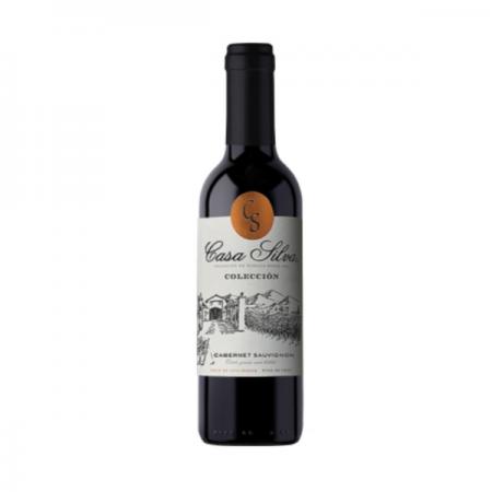 Vinho Tinto Casa Silva Colección Cabernet Sauvignon 375ml