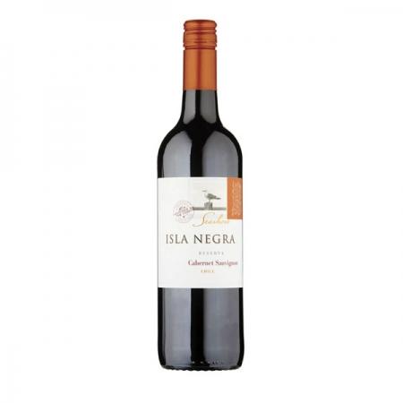 Vinho Tinto Isla Negra Reserva Cabernet Sauvignon 750ml