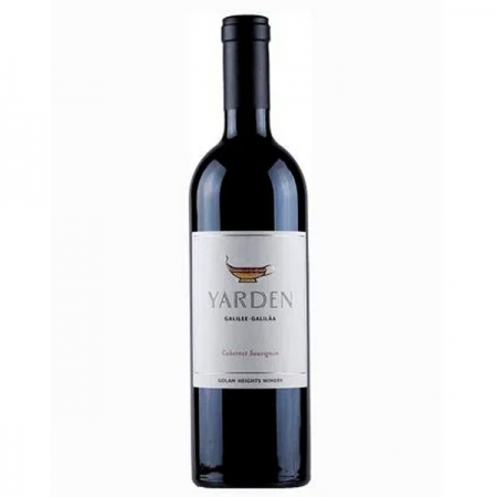 Vinho Tinto Israelense Yarden Cabernet Sauvignon 750ml