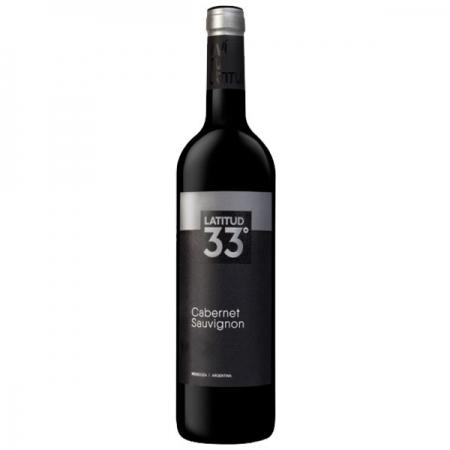 Vinho Tinto Latitud 33 Cabernet Sauvignon 750ml