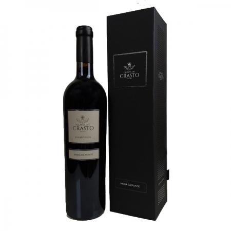 Vinho Tinto Quinta do Castro Vinha da Ponte 750ml com caixa
