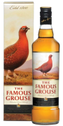 Whisky Escocês The Famous Grouse 750 ml