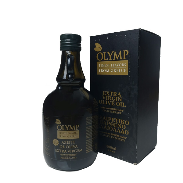 Azeite de Oliva Olymp Extra Virgem 500ml