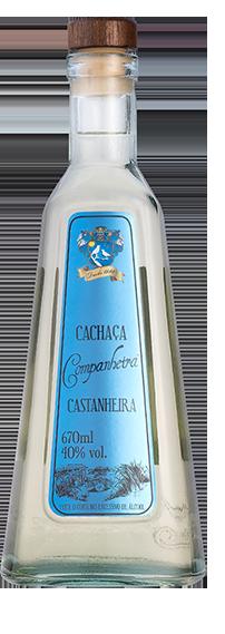 Cachaça Companheira Castanheira 670ml