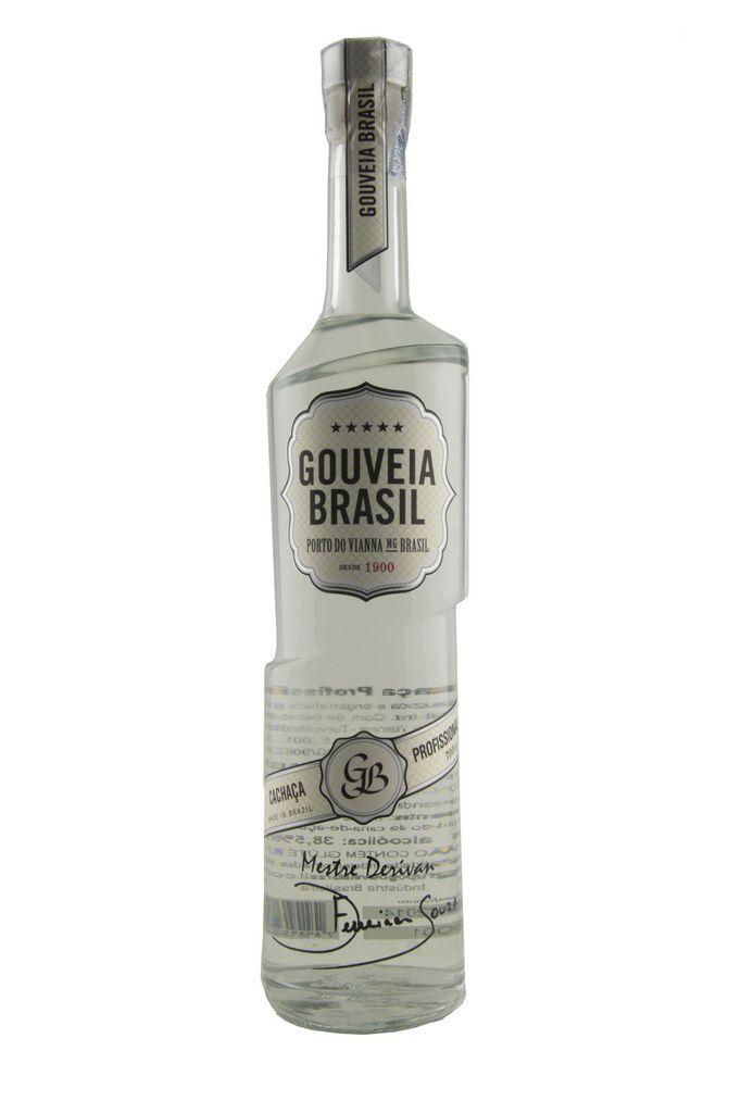 Cachaça Gouveia Brasil Branca Profissional