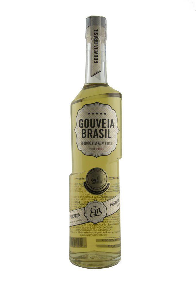 Cachaça Gouveia Brasil Premium
