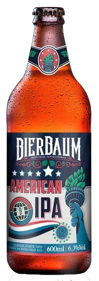 Cerveja Artesanal Bierbaum American Ipa