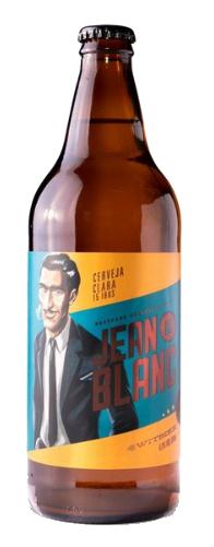 Cerveja Artesanal Clara Jean Blanc Witbier 600ml