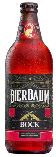 Cerveja Artesanal Escura Puro Malte Bierbaum Bock
