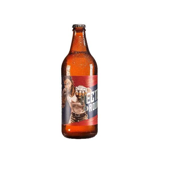 Cerveja Artesanal Extra Puro Malte Hector Rounds APA 600ml