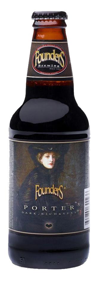 Cerveja Escura Founders Porter Ale