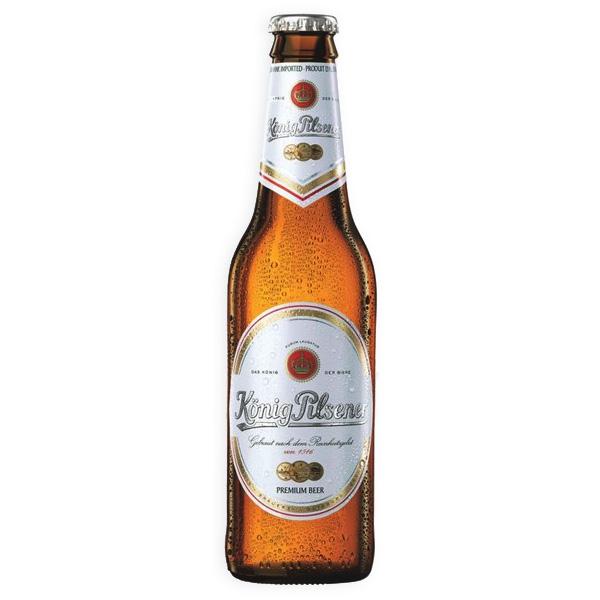 Cerveja Konig Pilsener Pils Bier 500ml