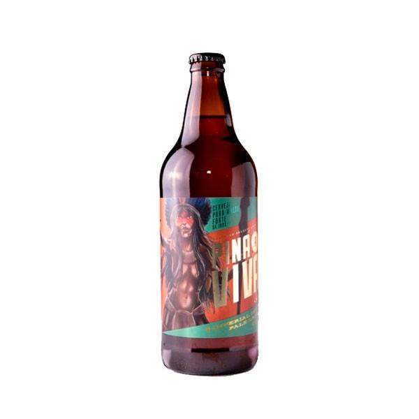 Cerveja Pina A Viva Imperial 600ml