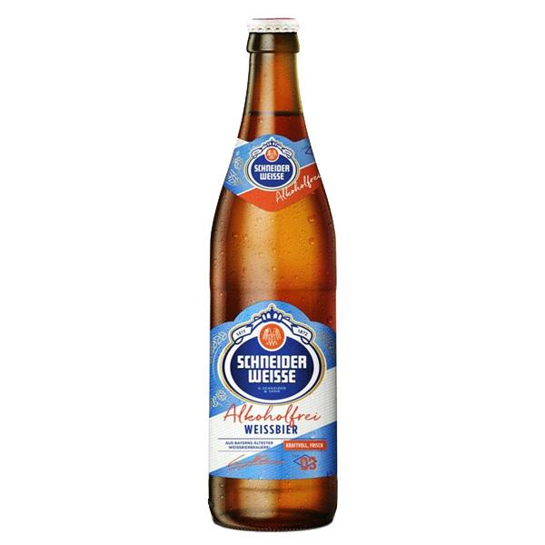 Cerveja Schneider Weisse TAP 3 Alkoholfrei 500ml