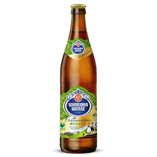 Cerveja Schneider Weisse TAP 4 Festweisse 500ml