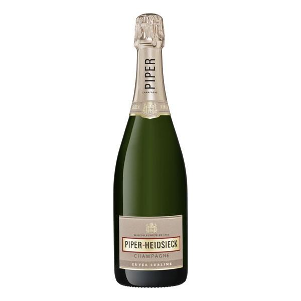 Champagne Piper Heidsieck Cuvee Sublime Demi-sec