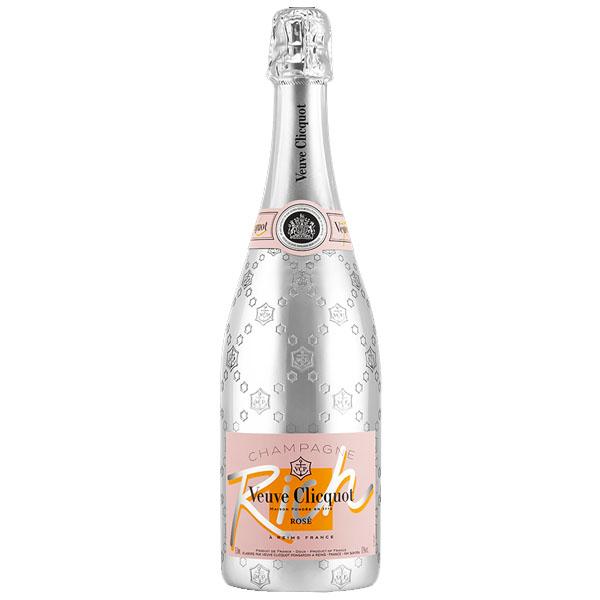 Champagne Veuve Clicquot Rich Rosé 750ml