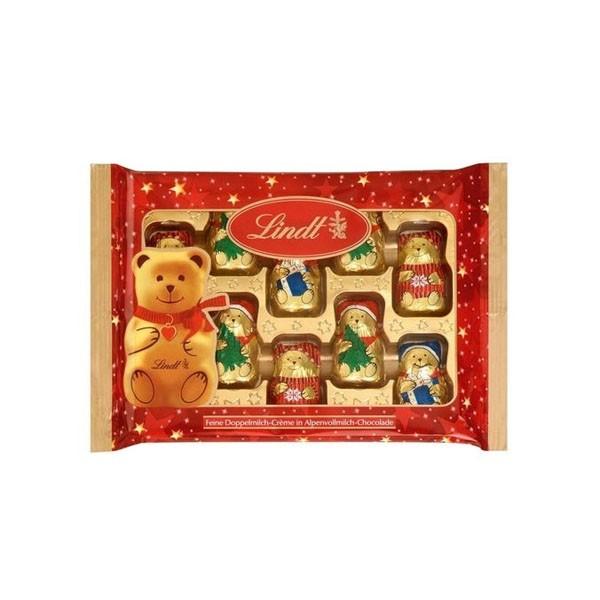 Chocolate Ao Leite Lindt Teddy Bear & Friends 100g