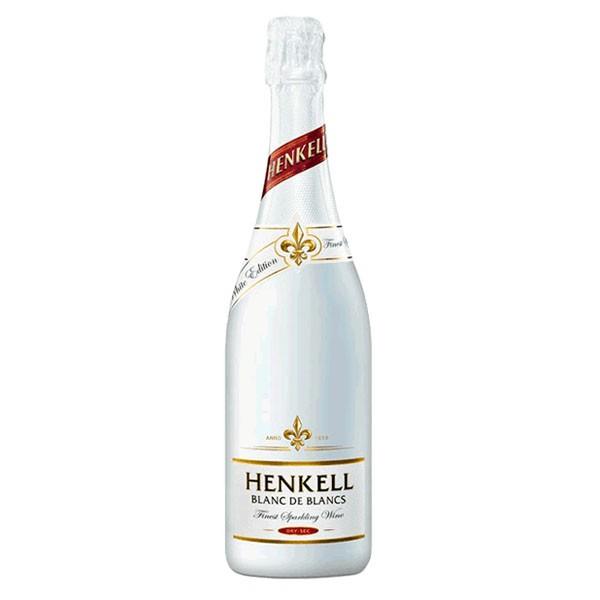 Espumante Alemão Henkell  Blanc de Blancs Brut
