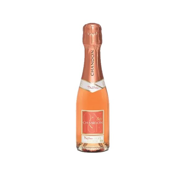 Espumante Baby Chandon Passion On Ice Rosé 187 ml