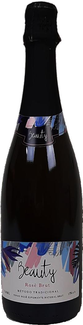Espumante Beauty Rosé Brut Método Champenoise