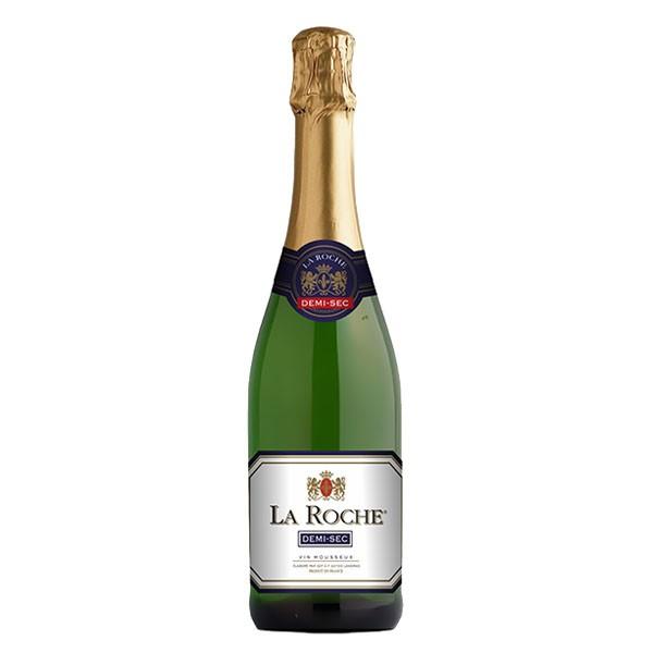 Espumante Francês La Roche Demi-Sec  750mL