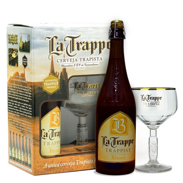 Kit de Cerveja Holandesa La Trappe