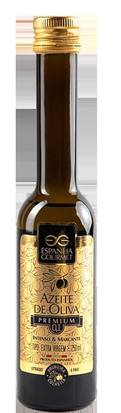Kit de Presente Azeites de Oliva Extra Virgem Espanha Gourmet