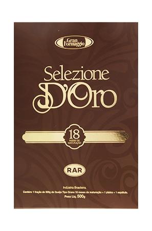 Kit Selezione D'Oro Gran Formaggio com 3 peças