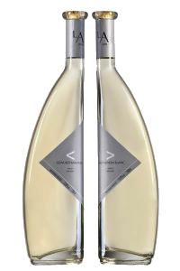 Kit Vinhos Branco Luiz Argenta L.A. Jovem Gewurztraminer e Sauvignon Blanc
