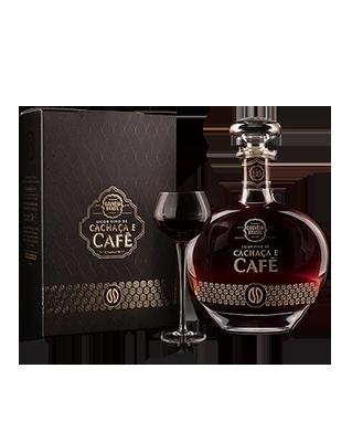 Licor Fino de Cachaça e Café Gouveia Brasil