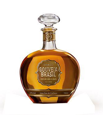 Licor Fino de Cachaça Gouveia Brasil