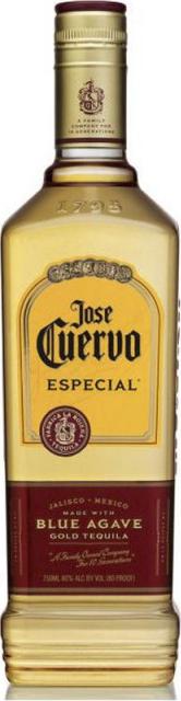 Tequila Jose Cuervo Especial Envelhecida 750ml