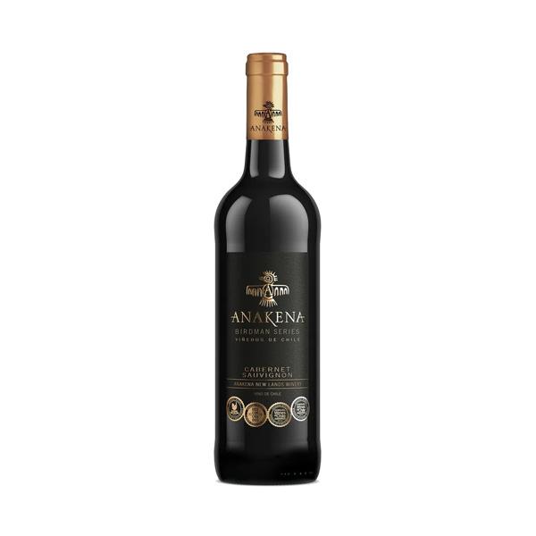 Vinho Anakena Birdman Cabernet Sauvignon 750 ml
