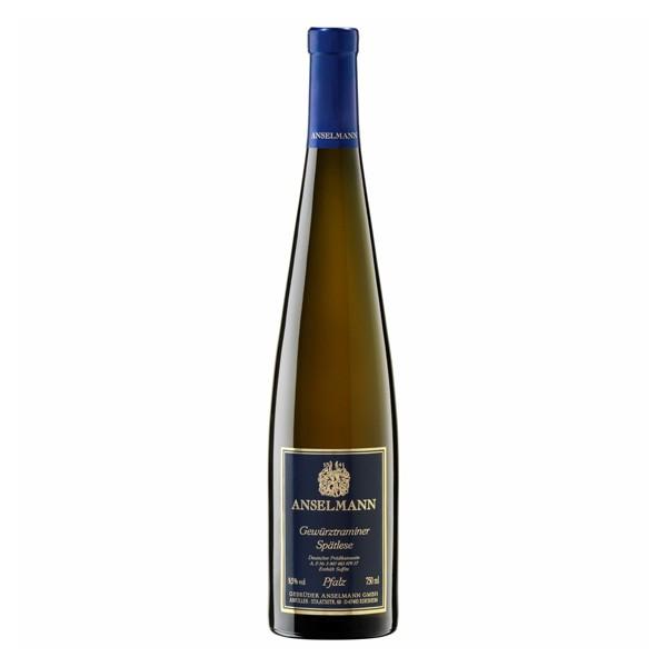 Vinho Branco Anselmann Gewurztraminer Spatlese 750ml