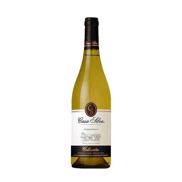 Vinho Branco Casa Silva Coleccion Chardonnay 750ml