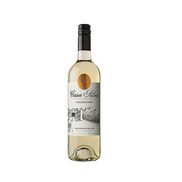 Vinho Branco Casa Silva Colección Sauvignon Blanc 750ml