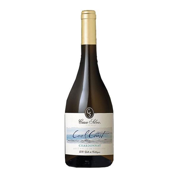 Vinho Branco Casa Silva Cool Coast Chardonnay 750ml