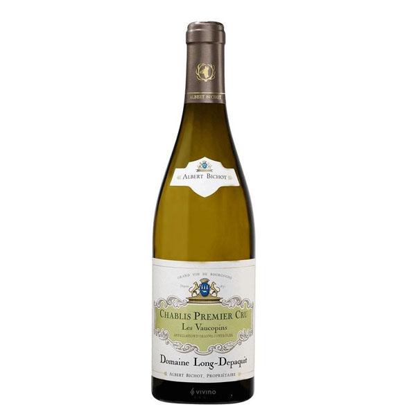 Vinho Branco Chablis Premier Cru Les Vaucopins Albert Bichot 750ml