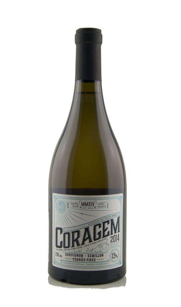 Vinho Branco Coragem Regional de Lisboa 2014