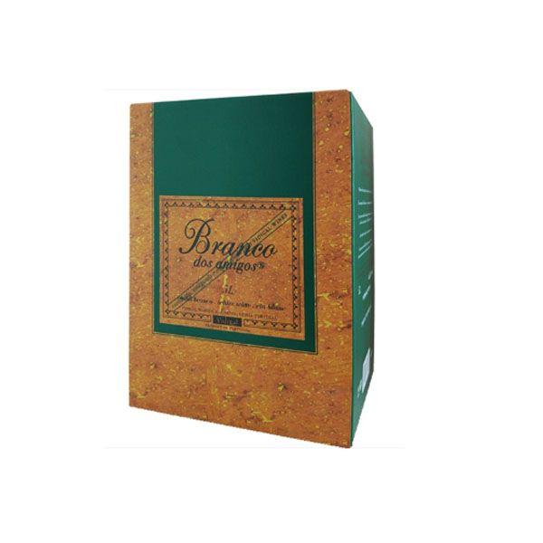 Vinho Branco dos Amigos Bag in Box 5L