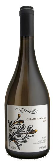 Vinho Branco Dunamis Chardonnay 2016